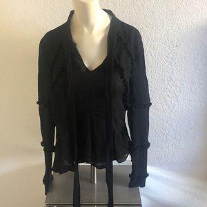 Nicole Miller blouse